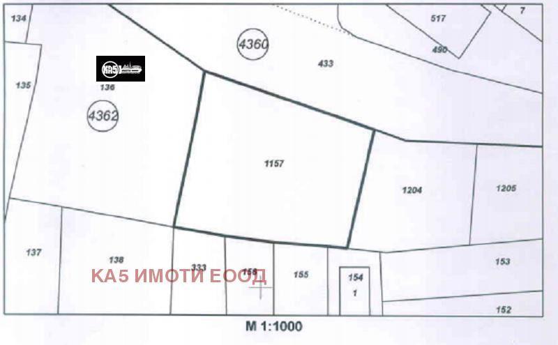 Продава Парцел в София Люлин 6 - 360000 € 1675 кв. м.