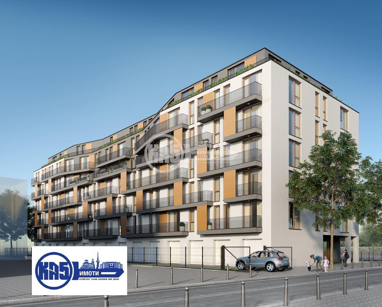4 стаен апартамент ,АКТ 16-2020г.