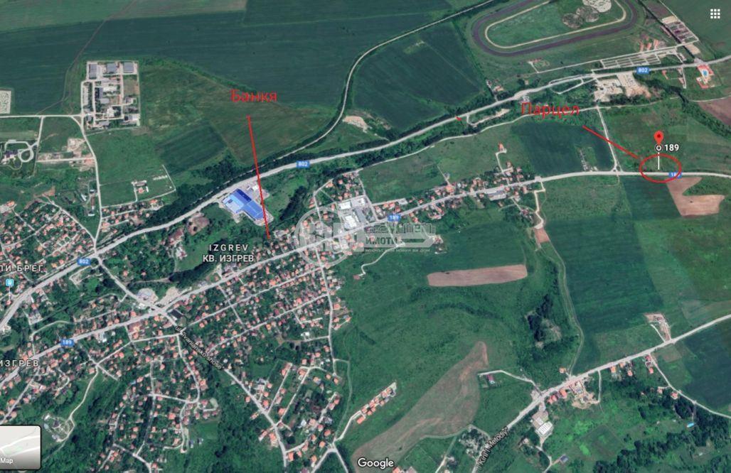 Продава Парцел в София Банкя - 270000 € 8000 кв. м.