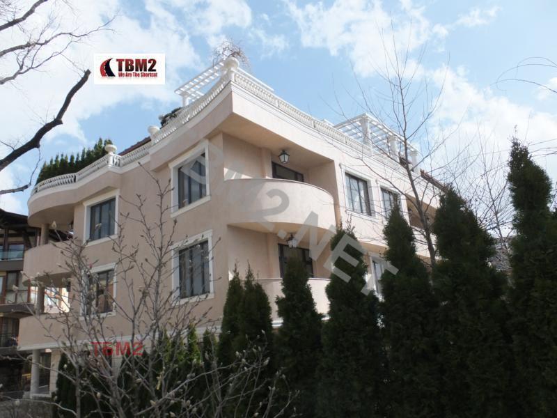 Продава 4-стаен в София Витоша - 272000 € 210 кв. м.