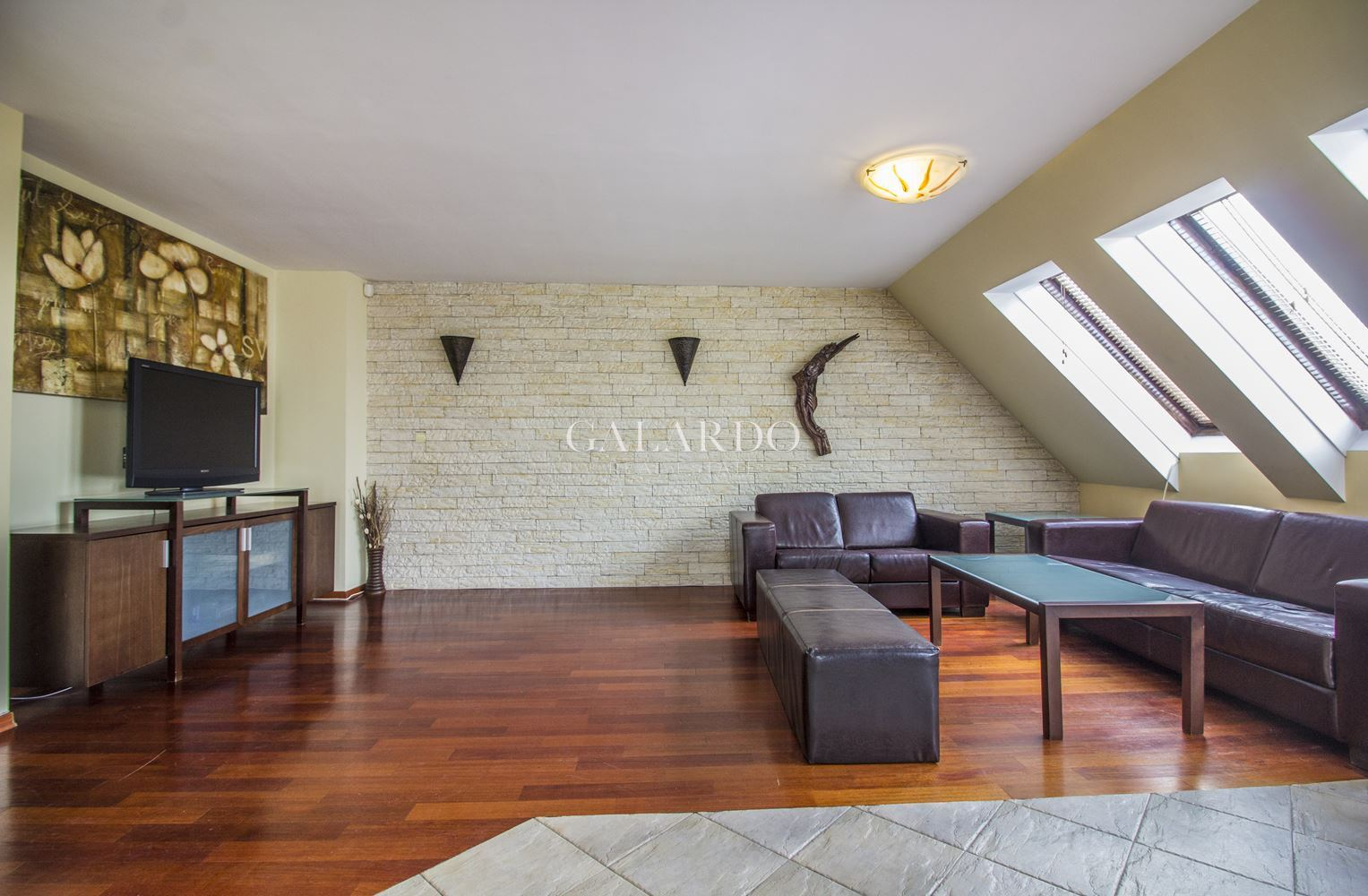 Spacious two bedroom apartment in Lozenets district