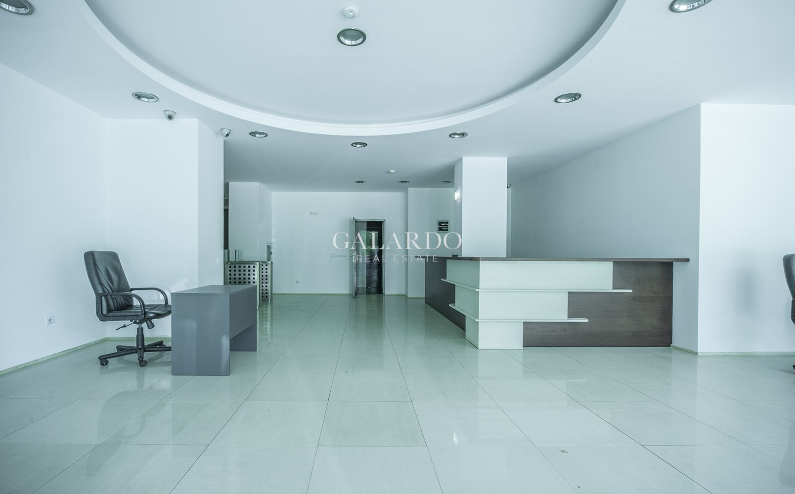 Luxury office in a business building