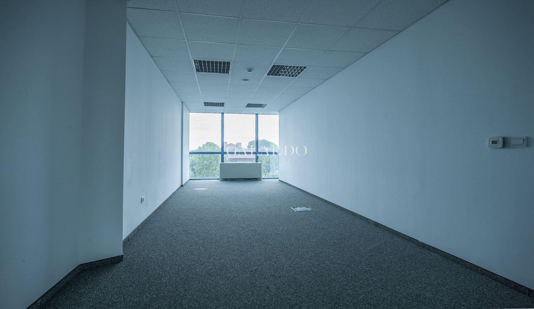 Wonderful office in a luxury business building in