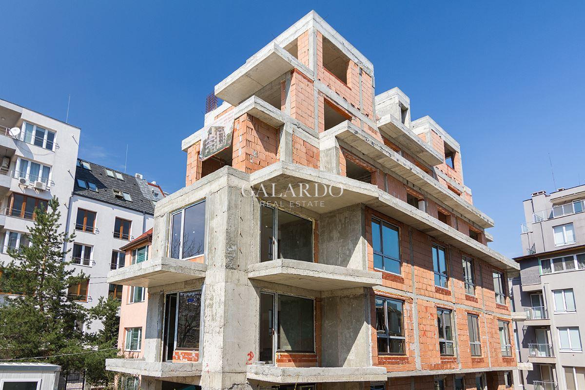 Spacious and bright apartment in Manastirski Livadi District