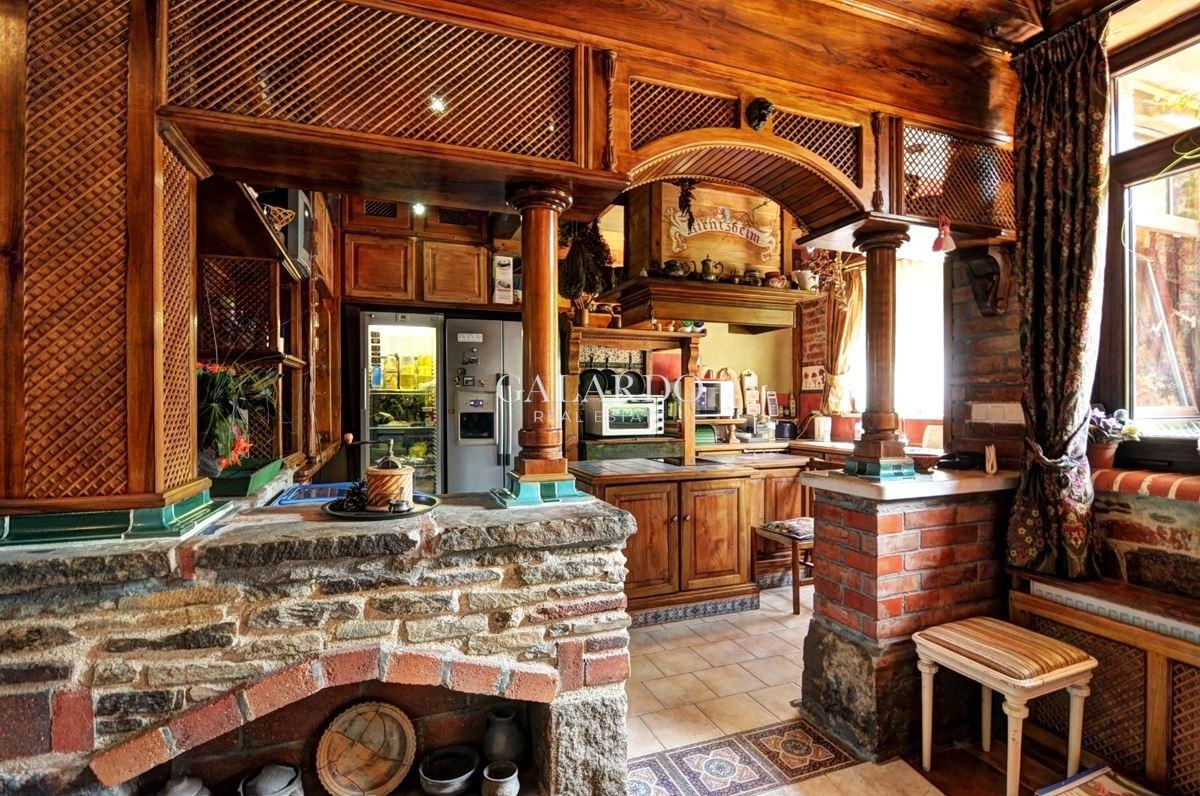 Къща в полите на Витоша