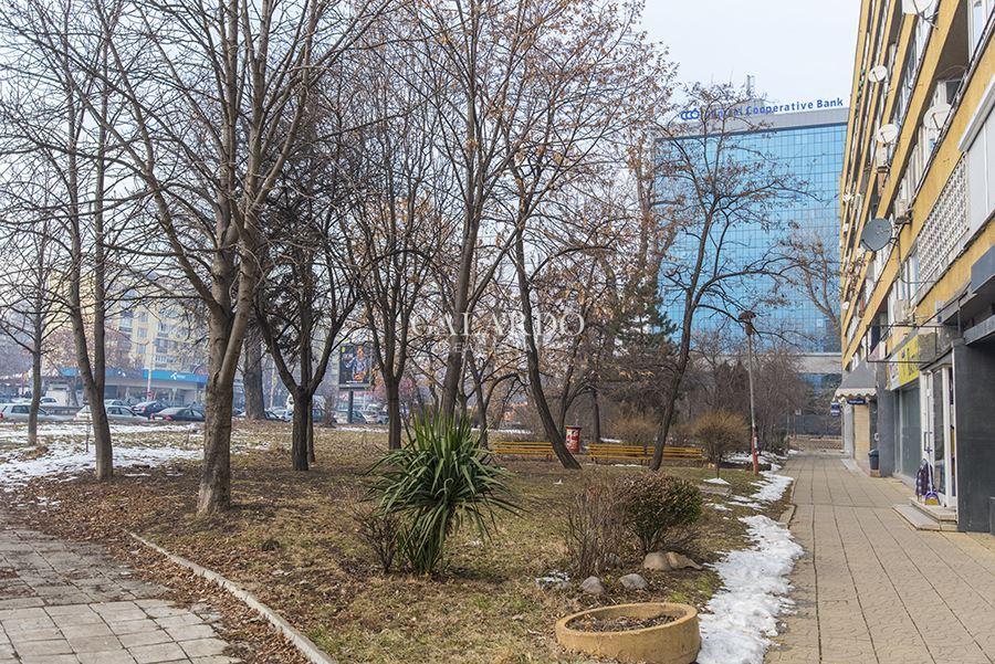 Spacious office in Geo Milev quarter, close to Tsarigradsko shose BLVD.